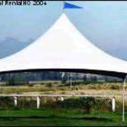 TENTS AND ACCESSORIES- 20 x 20 tents are delivered the PM before your event.
